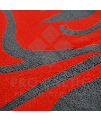 Austi žakarda dvieļi ar logo