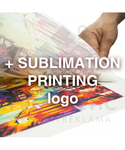 + sublimācijas druka CMYK A4