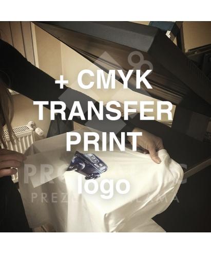 + transfer druka CMYK 10x10