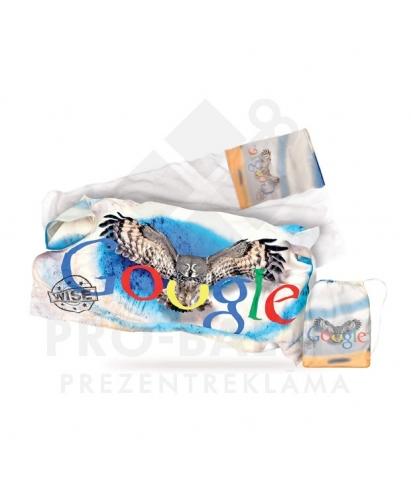 Dvielis+soma 70x140 cm ar pilnkrāsu druku