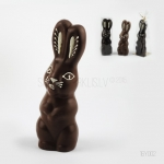 Šokolādes Zaķis 22 cm 16Y002