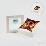 Šokolādes sirsniņas dāvanu kastītē 16Y008