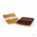 28 šokolādes konfektes kastītē 18S003