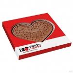 Šokolādes sirsniņa kastītē 65g