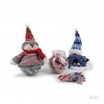 Sniegavīrs ar šokolādes konfektēm 18S009